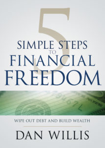 5 Simple Steps to Financial Freedom cover