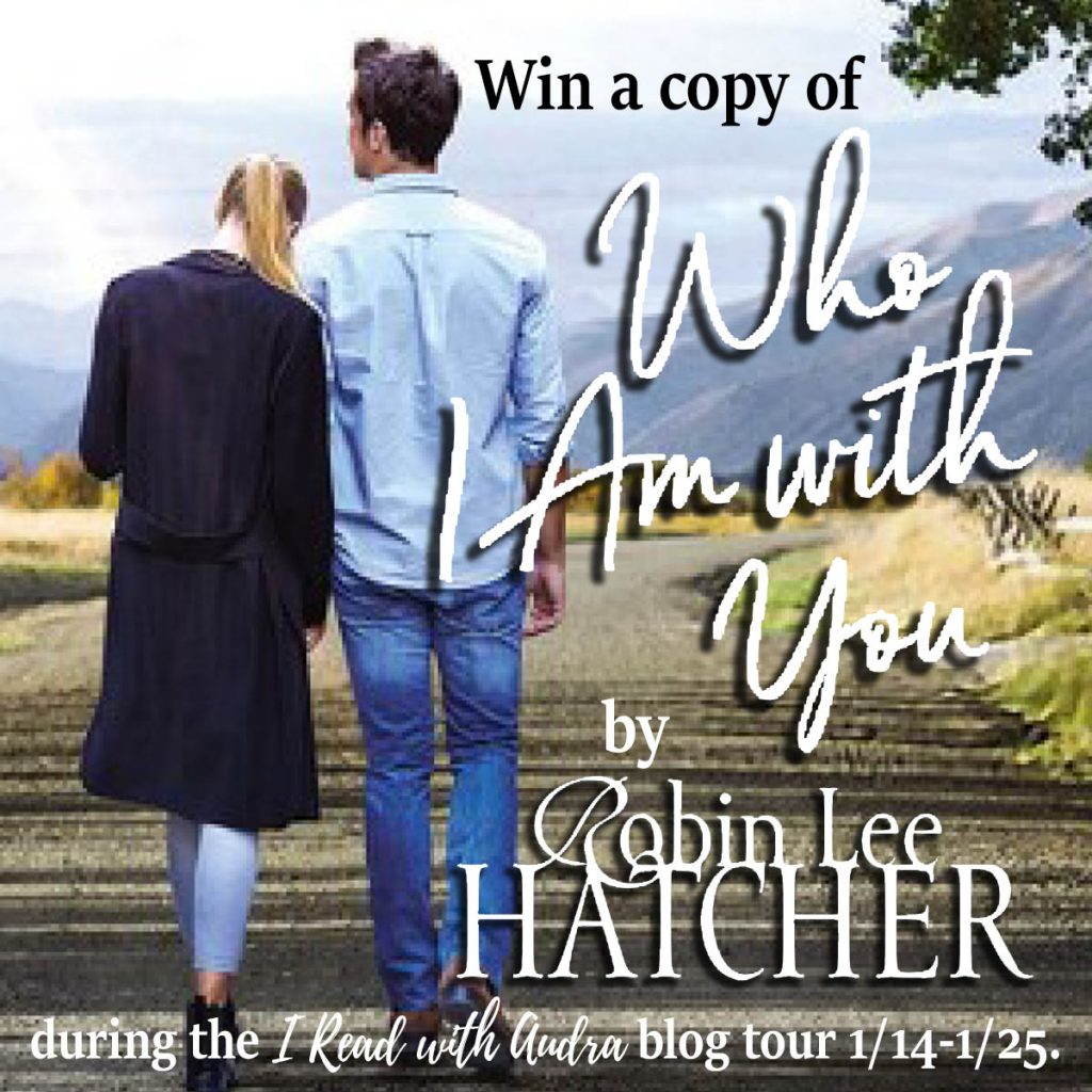 Who I Am With You Giveaway