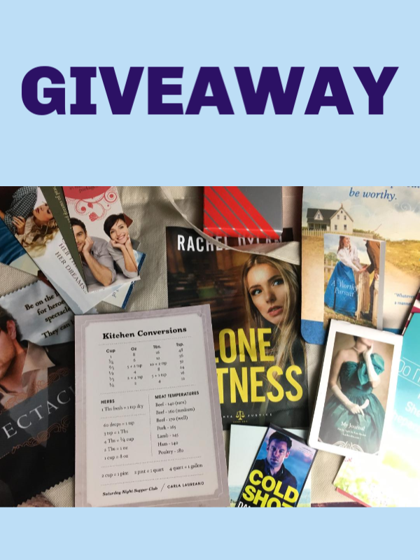 week in review giveaway