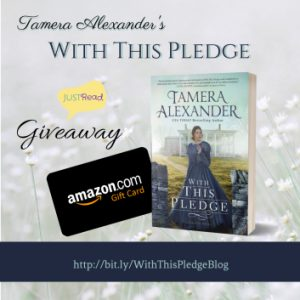 With This Pledge giveaway
