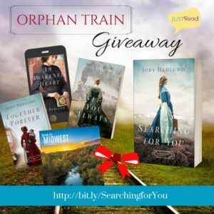 Orphan Train Giveaway