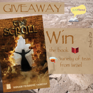 The Scroll Giveaway