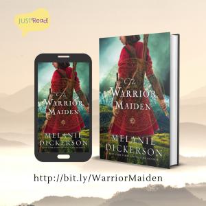 warrior maiden giveaway