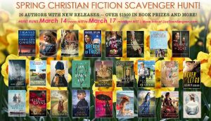 Christian Fiction Scavenger Hunt