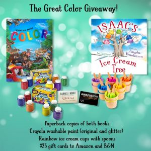 The Great Color Giveaway